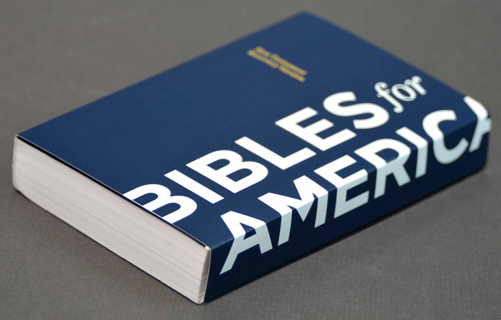 Product packaging for New Testament Bible.