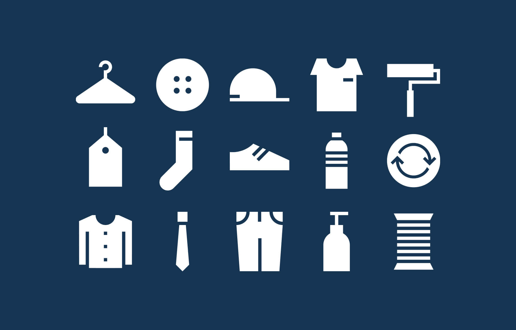 Project Ropa Icons
