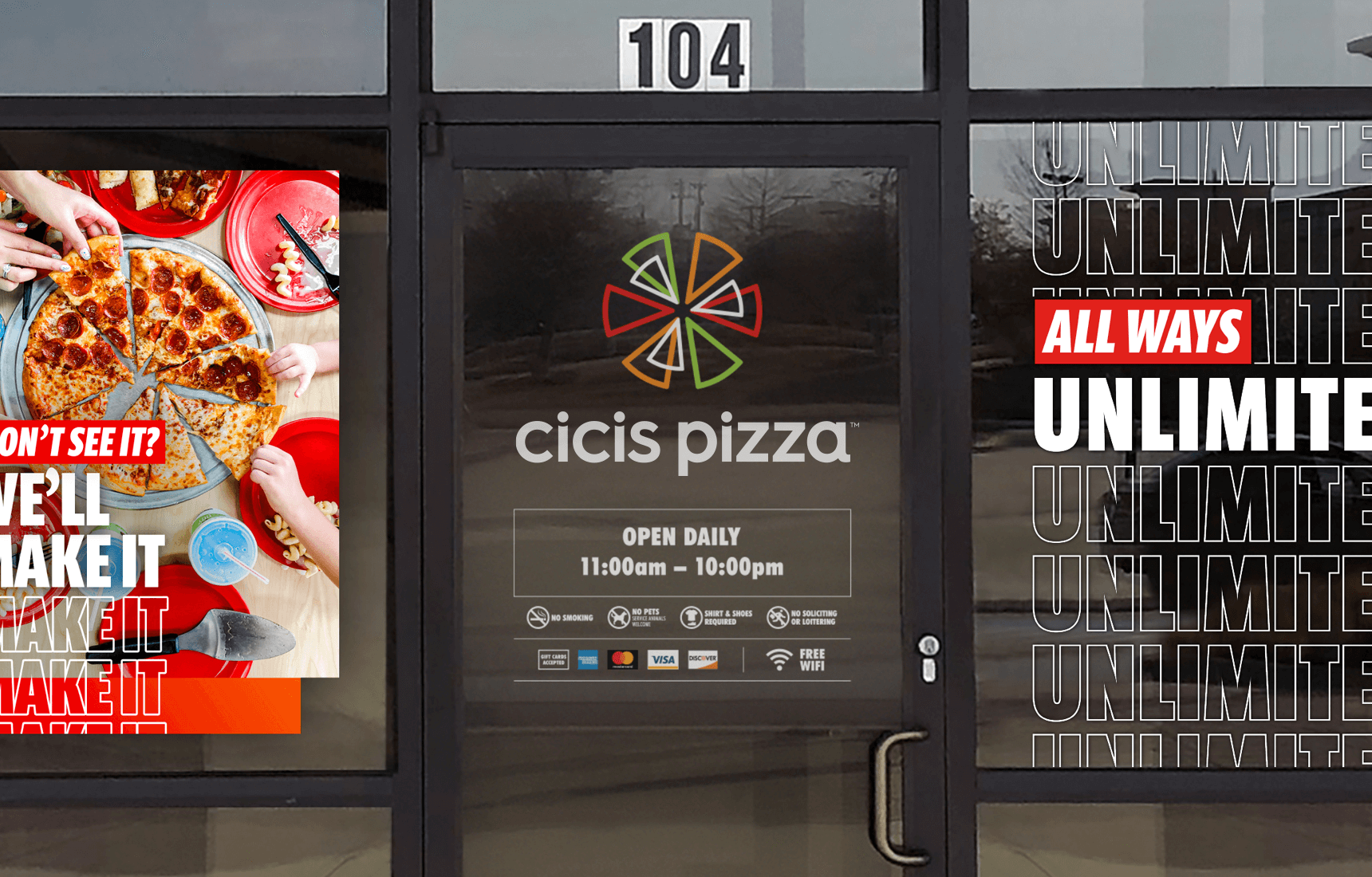 Cicis Pizza Storefront