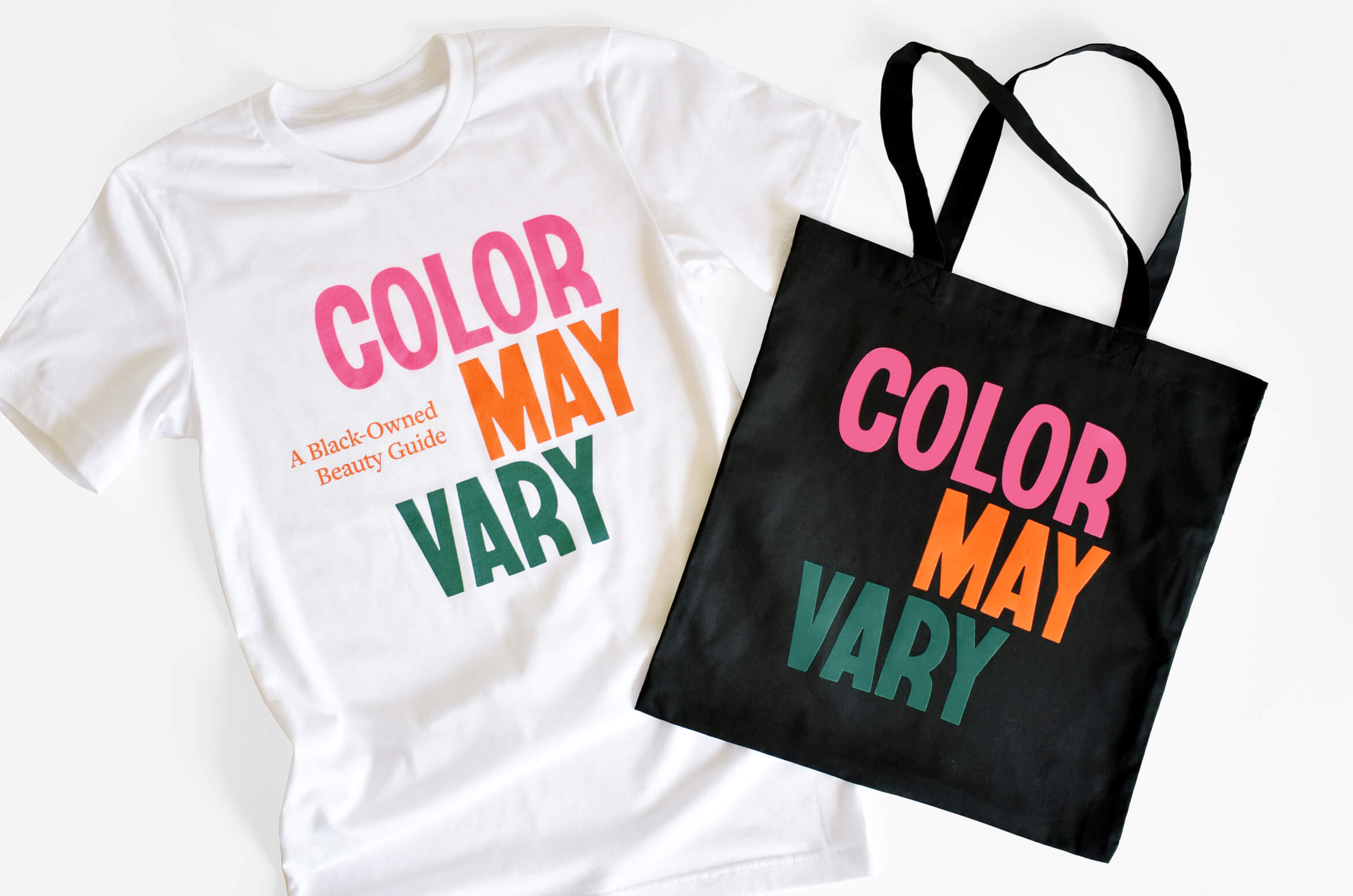 Color May Vary Apparel